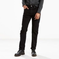 Celana Jeans Lee Cooper Standard Hitam / Black Kualitas Premium