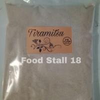 Bubuk Minuman Rasa Tiramisu / Powder Tiramitsu