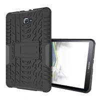 harga Hard Soft Case Samsung Galaxy Tab A 10.1 Casing Tablet Armor Stand TPU Tokopedia.com