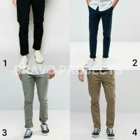 Celana Chino Pria | Celana Panjang Pria Premium (BEST SELLER)