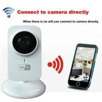 IP Camera Mini Wifi 720 HD Webcam Nirkabel Audio