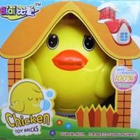 Babymix - Mainan Bayi Anak - Chicken Brick