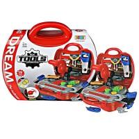 Babymix - Mainan Bayi Anak - JUNIOR BUILDER TOOL KOPER