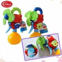 Babymix - Mainan Bayi Anak - CIKOO WATER AND SPRAY FAN