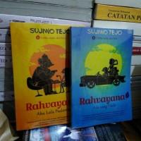 SATU HARGA DAPAT 2 BUKU RAHVAYANA I & II ( LENGKAP ) - Sujiwo Tejo