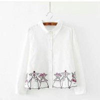 piggi top white