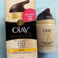 OLAY TOTAL EFFECTS 7 IN 1 BB CREAM SPF15