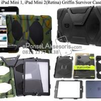 Case Cover Griffin Survivor iPad Mini 1 2 3