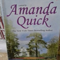 novel amanda quick /with this ring