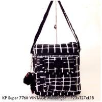 Tas Wanita Kipling VINTAGE messenger 776 - 13