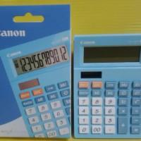 Kalkulator Canon AS 120V Biru
