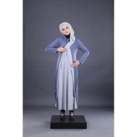 Baju Muslim Wanita/Baju Gamis /Fashion Muslim/Fashion Bandung GSNx5341