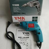 Mesin Bor 10mm Yamaku Y2100m / Drilling Machine 10mm Yamaku Y2100m