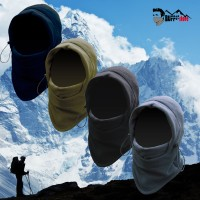 Masker Full face polar balaclava hicking mask outdoor high quality