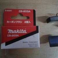 CB203A Carbon Brush / Arang Sepul Makita Maktec Cb 203
