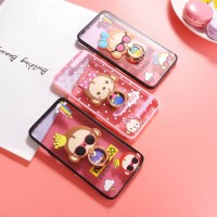Jual Casing Lucu OPPO F1S With Finger Ring Stand Holder Cute Hard Case Murah