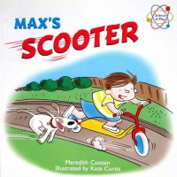 Max Scooter Science at Play Story Book