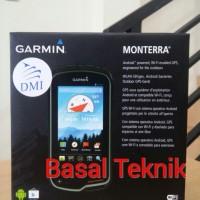 GPS Garmin Monterra Garansi Service 1 Tahun