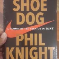 harga Shoe Dog : A Memoir by the Creator of Nike Tokopedia.com