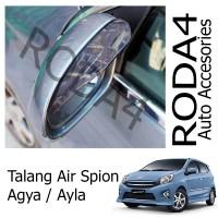 Harga Talang Air Spion Mobil Ayla   Agya   WIKIPRICE INDONESIA