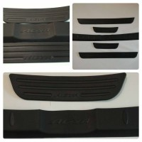 Paket Sillplate / Sill Plate Samping Dan Belakang Agya Hitam JSL