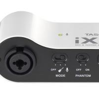 Harga tascam ixz mic instrument interface for ipad iphone ipod | Pembandingharga.com