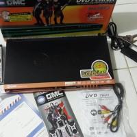 DVD PLAYER BM-081Q GMC (Body Besi)