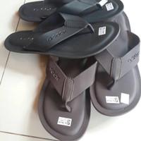 Sandal Kulit Pria, Sepatu Kulit Pria, Sandal Kulit, Q Shock