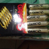 Co2 Gamo Gold 12g USA ( bukan greengas atau green gas )