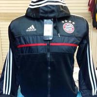 Top product Jaket Bola Adidas GO Topi / sweater / pria wanita