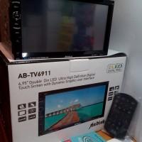 harga Head Unit TV Mobil Double Din Audiobank 6,95 Inch Tokopedia.com