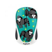 harga Logitech Colorful Party Collection Wireless Mouse - M238 Hijau Tokopedia.com
