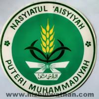 Stiker Nasyiatul Aisyiyah
