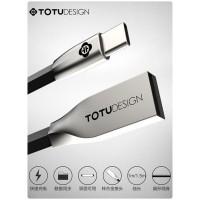 TOTU Joe Series Rhombic 2.4A Zinc Alloy Type-C Cable Original