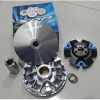 harga SRP Racing Big Pulley Yamaha Mio GT 125 / XEON RC + Roller 10 Gram Tokopedia.com