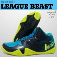 harga Sepatu Basket League Beast Tokopedia.com