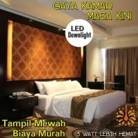 LAMPU SOROT PLAFON DOWNLIGHT 3 Watt