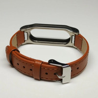 harga mi band 2 leather strap magnetic Tokopedia.com