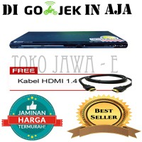 Dvd Player Gmc Hdmi Bm 088a (Gratis Kabel Hdmi)