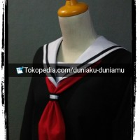 Seifuku Enma ai-Hell girls-japan/korean uniform-kostum cosplay