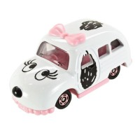 TOYS TOMICA DREAM SNOOPY'S SISTER BELLE
