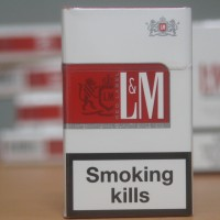 Rokok LM Red Label