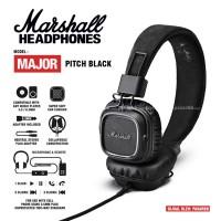 Marshall Major Original Headphones On Ear with Mic & Remote - Pitc