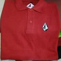 polo shirt VOLCOM , kaos polo VOLCOM , kaos kerah VOLCOM