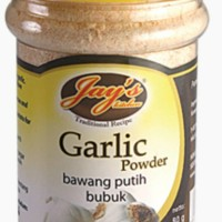 harga Jay's Garlic Powder 80gr Tokopedia.com