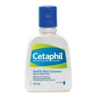 Cetaphil Gentle Skin Cleanser 125ml Sabun Cuci Muka Face Wash