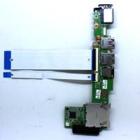 harga Power On/Off USB Audio IO Board Motherboard ASUS EeePC 1015 1015BX Tokopedia.com