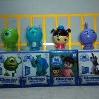 harga Mainan Monster University (Roll, Pop, Scare) 1 Set Isi 4, Obral!!! Tokopedia.com