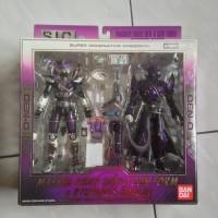 SIC Vol.43 Kamen Rider Den-O Gun Form & Ryutaros Imagin MISB NEW ORI