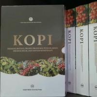 """Buku """"KOPI ; Sejarah, Botani, Proses Produksi, Pengolahan, Produk ..."""""""